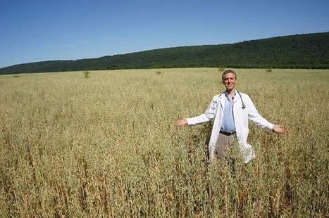 Doctor sells his practice in New York, buys an organic farm and begins treating patients with food... | Health Supreme | Scoop.it