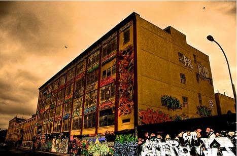 Le paradis des graffeurs new-yorkais va fermer   Kiosque du monde : A la une   Scoop.it