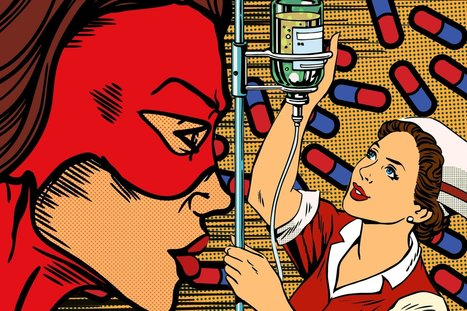 Did a Vitamin IV Make Me A Superhero? | Co-creation in health | Scoop.it