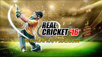 Download Real Cricket 16 Apk Mod v2.4.2 Full OBB Data - ApkAppsdl.com | Free Download Android Apk and Games | Scoop.it