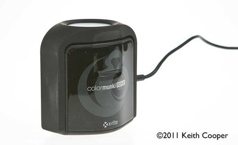 ColorMunki Display review | Photography Gear News | Scoop.it