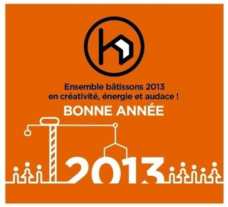Bonne Année 2013 | Décoration - Design | Kasavox » 1er réseau social de l'Habitat | Scoop.it