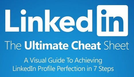 The Ultimate Guide to LinkedIn Profile Perfection | Snapchat (par Diane Bourque) | Scoop.it