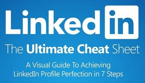The Ultimate Guide to LinkedIn Profile Perfection   Réseaux Sociaux et Web : Nouvelles   Scoop.it
