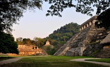 Mexico's mysterious Mayan ruins at Palenque, now accessible from the air | World History I | Scoop.it