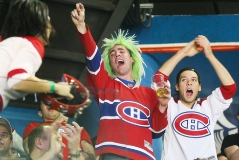 NHL lockout's end puts restaurants and bars back in business | Local Montreal Scene | Scoop.it