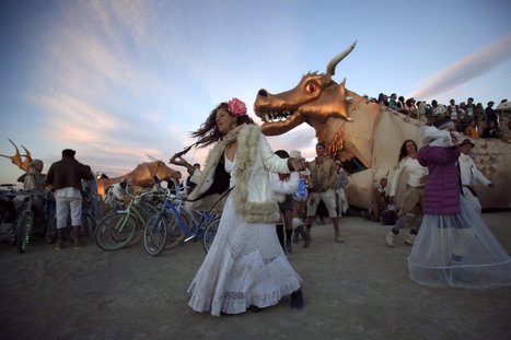 20 of the most incredible works of Burning Man art ever made | Real Estate Plus+ Daily News | Scoop.it