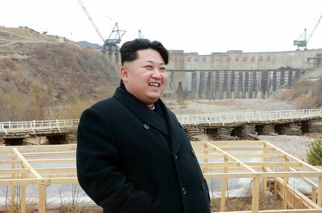 Kim Jong Un Gives Field Guidance to Construction Site of Paektusan Songun Youth Power Station   construction   Scoop.it
