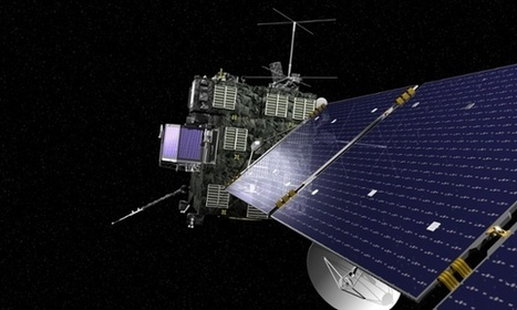 Rosetta comet-chasing spacecraft wakes up – live blog | Science Fields | Scoop.it