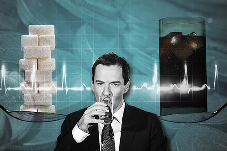 The battle over George Osborne's tax on sugary drinks is still raging - The Spectator | MRC research in the news | Scoop.it