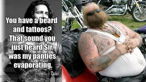 Daddy got a funny beard | Humor | Scoop.it