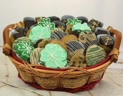 St Patrick's Day Goodie Basket | Ingallina's Box Lunch Seattle | Holiday Special | Scoop.it