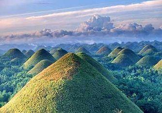Las colinas de Chocolate en Filipinas 101   Noticias y Blogs de Viajes   Scoop.it