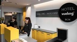 Noticia   Vueling crea un hotel-avión en Barcelona   Deportes   Scoop.it