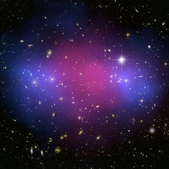 Quest for dark matter starts in form of tiny bubbles - Daily News & Analysis | Galaxies | Scoop.it