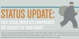 78% des voleurs utilisent Facebook, Twitter et Foursquare pour cibler les maisons à cambrioler   Réseaux sociaux   Scoop.it
