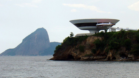 Buildings that look like UFO crash landings | Strange days indeed... | Scoop.it