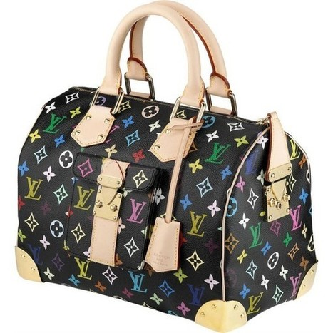 Louis Vuitton Outlet Speedy 30 Monogram Multicolore M92642 Handbags | Louis Vuitton Bags Outlet | Scoop.it