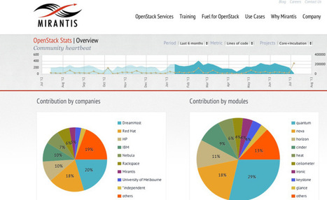 Open-sourcing OpenStack stats with Stackalytics | Functional Finds - Design, Technology & Media | Scoop.it