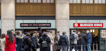 Burger King met le paquet pour envahir la France | L'agroalimentaire, le marketing et moi | Scoop.it