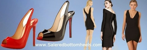 Herve Leger dress would be the perfect wedding dress | Sale Red Bottom Heels | Scoop.it
