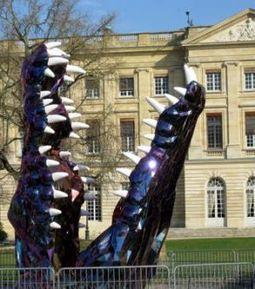 L'affaire du crocodile: l'art et la manière de la mairie de Bordeaux dans son soutien aux artisteslocaux   Online ecosystems - Écosystèmes Web   Scoop.it