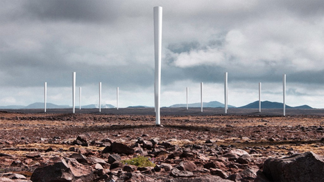 This wind turbine has no blades -- and that's why it's better | Lauri's Environment Scope | Scoop.it