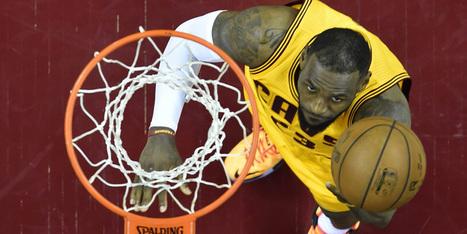 El récord de puntos en finales de NBA que establece LeBron James - LaTercera (Registro) | e-Deportes | Scoop.it