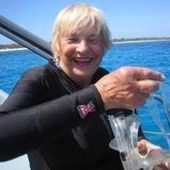 Three local dive pioneers will enter Scuba Hall of Fame - CNS Business | ScubaObsessed | Scoop.it