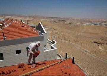 الاحتلال يخطط لبناء 500 وحدة استيطانية جديدة :: إذاعة صوت الأقصى 106.7 FM غزة-فلسطين | Palestine | Scoop.it