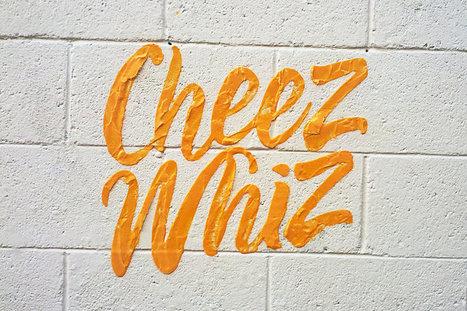 Household Brands Become Tasty Street Art - Design Milk | Moodboard | Scoop.it