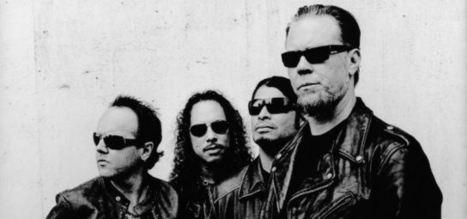 ¡Próximo estreno de la película de Metallica!   Noticias sobre música, por Jorge Castillo Díaz   Scoop.it