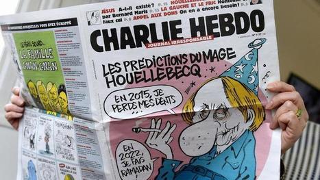 Charlie Hebdo crée un prix littéraire pour les jeunes | Le Figaro | CLEMI. Infodoc.Presse  : veille sur l'actualité des médias. Centre de documentation du CLEMI | Scoop.it