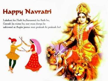 Know why we celebrate Navratri:   Clever yoga   Scoop.it
