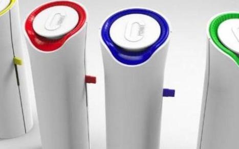Avec l'oPhone, envoyez et recevez des odeurs par SMS ! - Le Parisien | dciseo.com French scoops | Scoop.it
