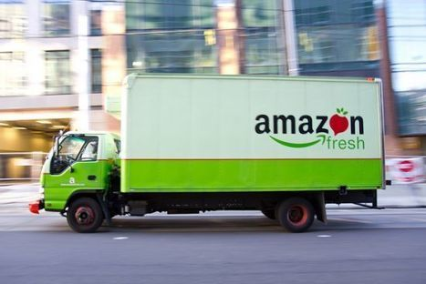 Los Angeles: Amazon Wants to be Your Neighborhood Grocery Store | Rainbow Organic | Scoop.it