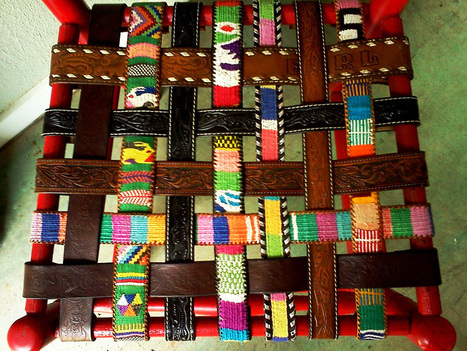 Old Belts? Create Some Interesting Pieces of Furniture! | DesignRulz | Interesting and Fascinating | Scoop.it