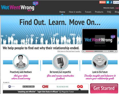 WotWentWrong | Actualités - Nouveaux sites web & outils ! | Scoop.it