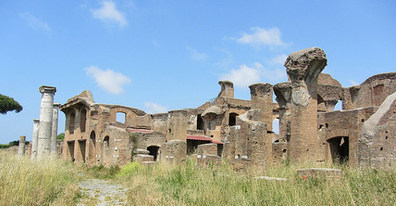 'Secret' Ostia is bigger than Pompeii - The Local.it | Collapse of Civilizations | Scoop.it