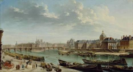 Découvrir une ville en sollicitant ses cinq sens. L'ex. Paris au XVIIIème siècle Inspirant pour une autre approche du territoire.... | Marketing territorial, The topic | Scoop.it