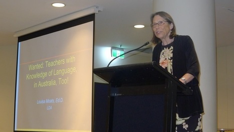 Dr Louisa Moats: We need to be outraged | Spelfabet | Education | Scoop.it