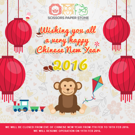 Wishing you a very Happy Chinese New year 2016!   hairsalonforkids   Scoop.it