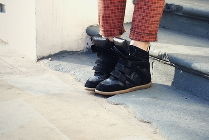 Upere Wedge Sneakers | UPERE Wedge Sneakers Show | Scoop.it