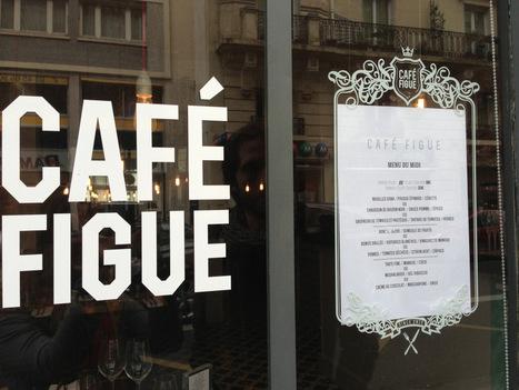 Restaurant Food Fusion: Café Figue | Café Figue | Scoop.it