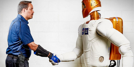 La N.A.S.A., GM et Bioservo vont tester un prototype de gant bionique | Vous avez dit Innovation ? | Scoop.it