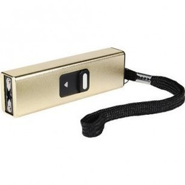 Slider 10 Million Volt Stun Gun Flashlight Gold | personal security devices | Scoop.it