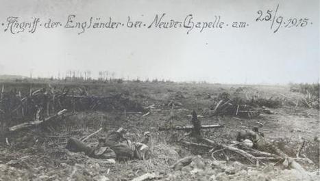 Laventie et Neuve-Chapelle : 25 septembre 1915, à l'ombre de Loos, les Indiens attaquent - La voix du Nord | Nos Racines | Scoop.it