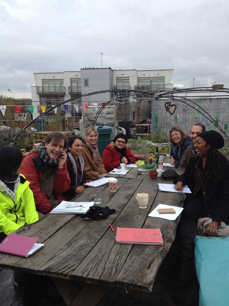 Seed2Seed foundation course: 'Grow Life and Food in our most cemented places'   Graines de Troc - Seeds swaping   Scoop.it