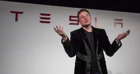 Feu vert à la fusion entre Tesla et SolarCity | Industrie, entreprises | Scoop.it