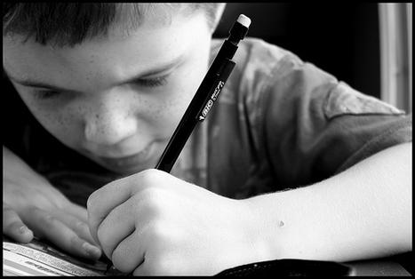 Liaison lecture / écriture : la quadrature du cercle | Les troubles de l'écriture | Scoop.it